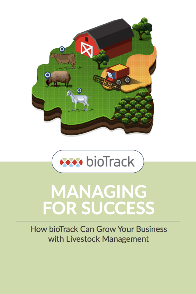 bioTrack Livestock Management