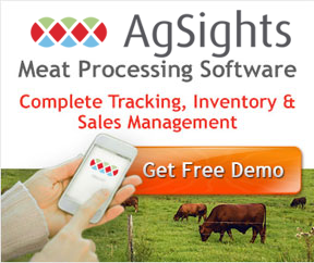 meat processing software